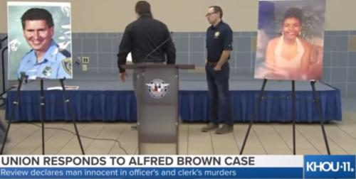 Union Responds to Alfred Brown Case